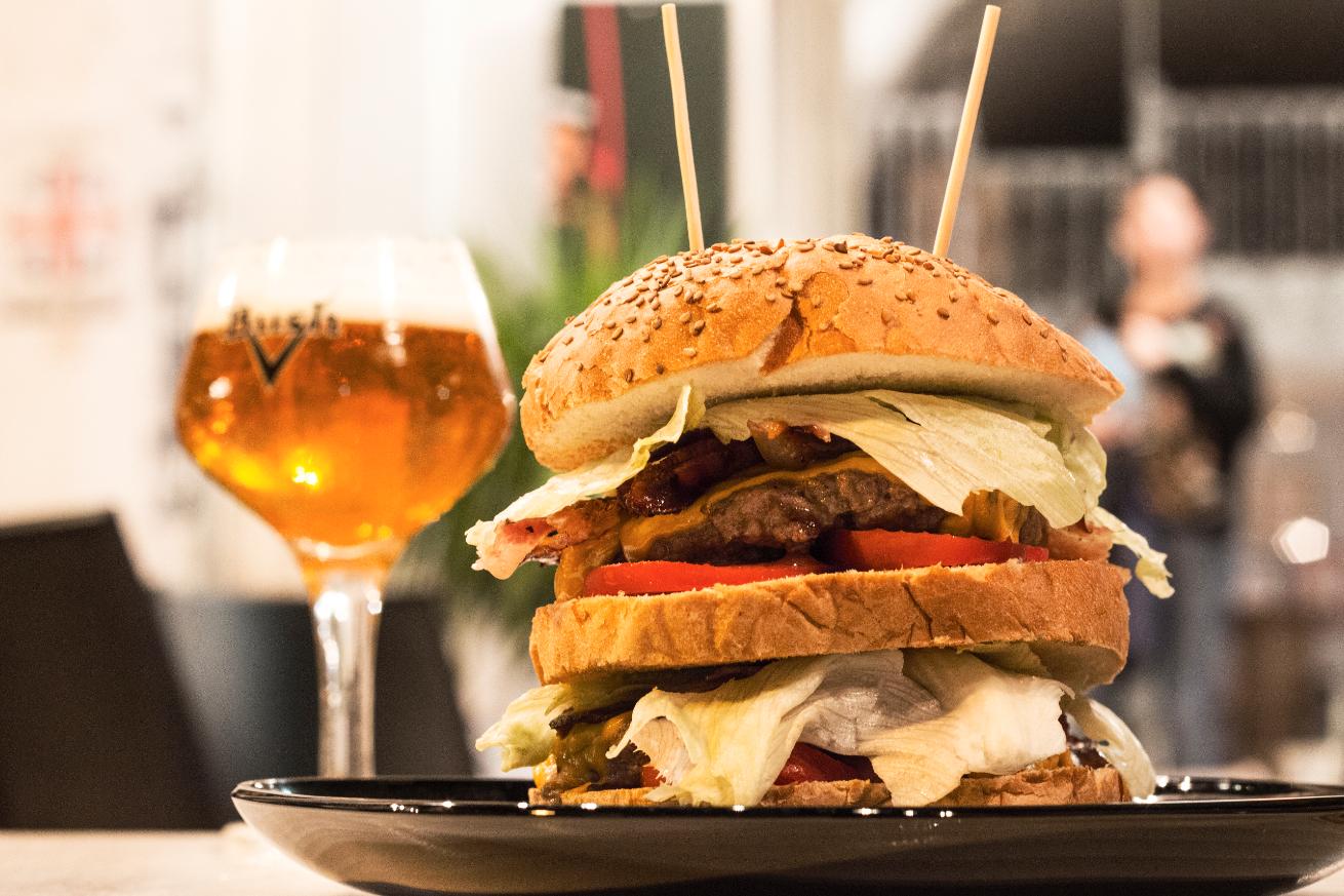 kilgore burger maxi